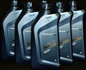 11x1 Liter Original BMW Advantec Ultimate 5W-40 Motorradöl C600 Sport C650 GT