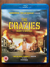 The Crazies Blu-ray 2010 Cult Horror Movie Remake