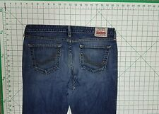 Big Star Mia 32 x 33 low rise boot cut bell bottom flare blue jeans