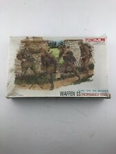 DML Waffen SS Normandy 1944 Plastic Model Military Figure 1/35 Scale #6003 NEW