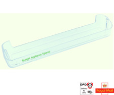 Door Shelf Lower Bottom Transparent Plastic For Proline Fridge Freezer PL311A