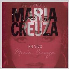Maria Creuza - De Brasil en Vivo [New CD] Argentina - Import