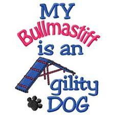 My Bullmastiff is An Agility Dog Sweatshirt - Dc2038L Size S - Xxl