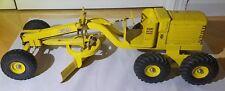 "Large 26"" Doepke Yellow Adams Road Grader Model Construction Vehicle"