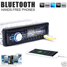 New listing Bluetooth Car In-Dash Fm Mp3 Radio Player Stereo Audio Aux Input Receiver Sd