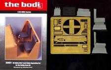 The Bodi Figures 1/35 U.S. WHITE 606 TRUCK CABIN Resin & Photo Etch Upgrade Set