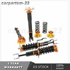 For 2003-2008 Nissan 350Z Coilover Strut Suspension Springs Kits Adj Height