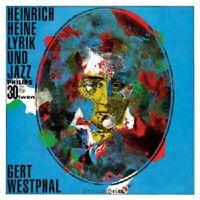 HEINRICH HEINE LYRIK UND JAZZ CD NEW!!