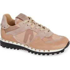 NIB Authentic VALENTINO Rockstud Camo Trainer Sneakers size EUR 39.5/ US 9.5