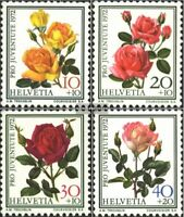 Schweiz 984-987 (kompl.Ausgabe) gestempelt 1972 Pro Juventute