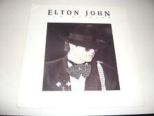 Elton John Ice On Fire Lp Vinyl Record Album Nikita