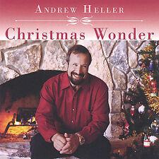 Andrew Heller Christmas Wonder CD 2007 - Xmas - Holiday - Celebration Music