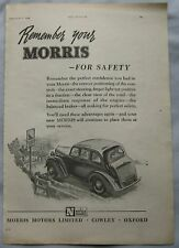 1945 Morris Original advert No.1