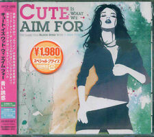 Cute Is What We Aim For The Same Old Blood Rush With A To Touch Japan CD+1 - NEW