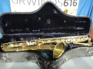 Conn 12M Baritone Saxophone