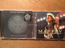 Peter Maffay [2 CD ALBUM] Live 96 + incontri