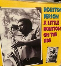 A Little Houston on the Side Houston Person CD Jazz Saxophone Classic Music