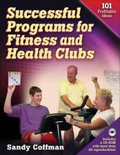 Successful Programs for Fitness and Health Clubs: 101 Profitable Ideas-ExLibrary