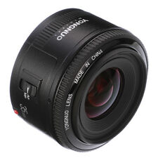 Yongnuo 35mm F2.0 Auto Focus AF MF Wide Angle Prime Fixed Lens for Canon Camera
