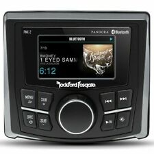"Rockford Fosgate PMX-2 Punch Marine Compact Digital Media Receiver 2.7"" Display"