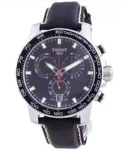 Tissot Supersport Chrono Quartz T125.617.16.051.00 T1256171605100 Men's Watch