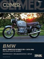 BMW R50/5 Through R100GS PD 1970-1996 by Clymer Publications Staff and Penton...