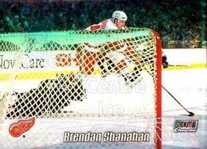 1999-00 Stadium Club Chrome Refractors #34 Brendan Shanahan