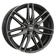 4x Llantas msw 24 6.5x15 5x112 et45 disened by OZ Racing (MGMFP)