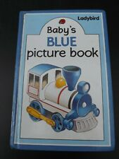 Baby Blau Bilderbuch-Ladybird Book (hc105)