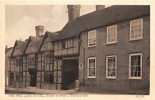 WENDOVER BUCKINGHAMSHIRE UK THE RED LION HOTEL ON HIGH STREET POSTCARD