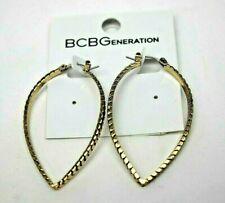 Leaf Style Earrings 41211 Bcbgeneration Bcbg Jewelry Gold Tone
