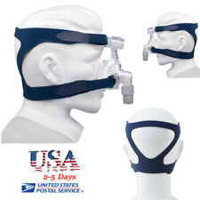 <US>Full Face Headgear Replacement Durable Head For Respironics No Mask New