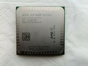 AMD A4-6300 3.7GHz Socket FM2 Dual Core processor AD6300OKA23HL
