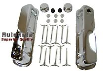 SBF Ford Chrome Engine Dress Up Kit 260-289-302-351W 5.0L Mustang Small Block
