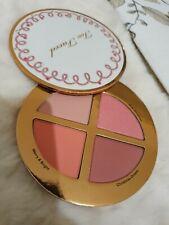 Too Faced Let It Snow Pink Blush Blusher Medium Breakaway Palette Genuine New