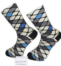 Alta Qualità BLUES, Greys e Bianco Net Calze