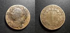 Louis XVI - 12 deniers au faisceau Français 1792 an 4, BB Strasbourg  !