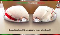 CALOTTE SPECCHIO VOLKSWAGEN TIGUAN SHARAN CROMATE LUCIDE RETROVISORI COPPIA