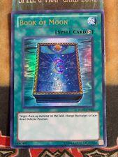 Yugioh Book of Moon TU07-EN001 Ultra Rare