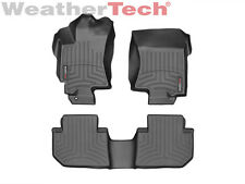 WeatherTech DigitalFit FloorLiner - Subaru Tribeca - 2006-2013 - Black