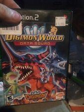 Digimon World: Data Squad (Sony PlayStation 2, 2007)