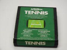 !!! ATARI 2600 SPIEL Tennis NUR MODUL GUT !!!
