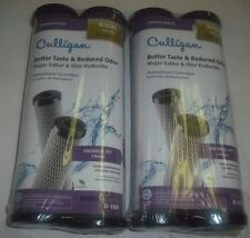 4 PACK Culligan D-10A Drinking Water Filter 5 Micron NEW! SEALED READY TO GO