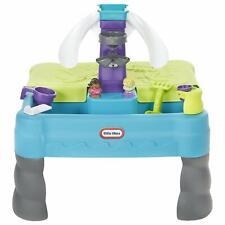 little tikes Wassertisch Sandy Lagoon 641213M Sand Spielzeug Toys 2 Füße fehlen