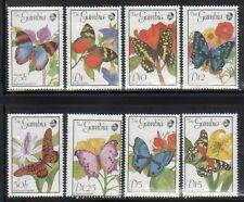 Gambia 836-43 Butterflies Mint NH