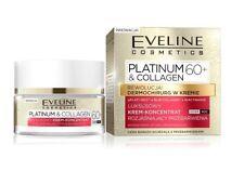 EVELINE PLATINUM & COLLAGEN DERMOSURGERY FACE CONCENTRATE CREAM BRIGHTENING 60+