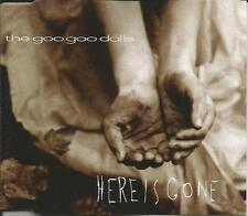 GOO GOO DOLLS Here is gone 4TRX LIMITED Australia CD Single SEALED USA Seller