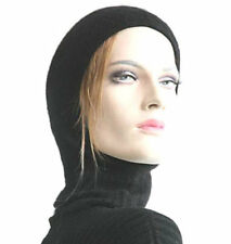 102ba5bff05d9 NEW RICK OWENS 100% CASHMERE UNISEX ROBBER HAT RO414