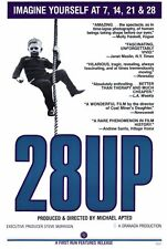 28 UP Movie POSTER 27x40 Michael Apted
