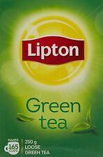 Lipton Loose Leaf Green Tea, 250g Pack of 2